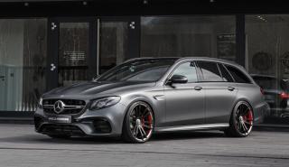 Mercedes-AMG E63 S Estate by Wheelsandmore