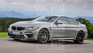 Render BMW M4 Gran Coupé