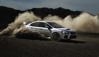 Subaru sedanes y coches tradicionales
