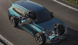 Suspensión Volkswagen Touareg 2018