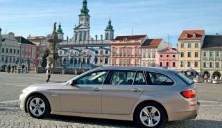 100.000 km: BMW Serie 5 Touring