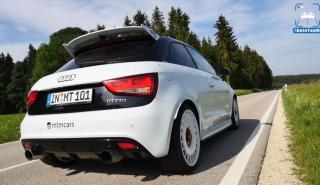 Aceleración Audi A1 Quattro MTM