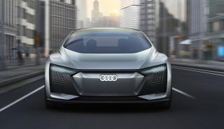 Audi Aicon Autónomo