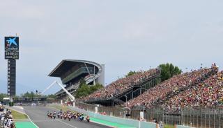Baja asistencia de público en el GP de Catalunya