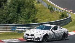 El BMW M8, a tope en Nürburgring