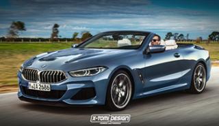 BMW Serie 8 Cabrio