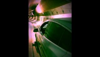 The Boring Company lanza un Tesla Model X por un túnel subterráneo