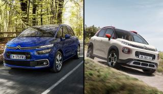 Citroën C3 Aircross vs Citroën C4 SpaceTourer