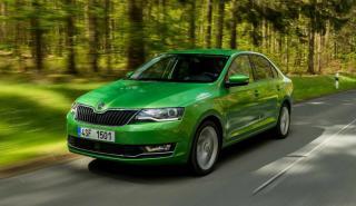 coches para autónomos Skoda Rapid
