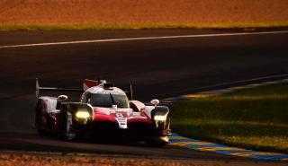 Fernando Alonso en las 24 Horas de Le Mans
