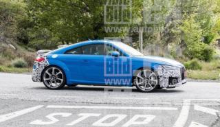 Fotos espía Audi TT RS 2019