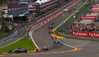 GP Bélgica F1 2017