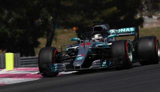 Lewis Hamilton en Paul Ricard