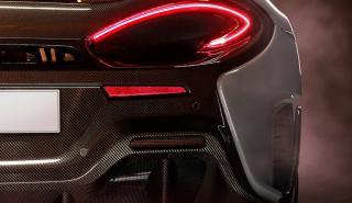 McLaren 570S Long Tail