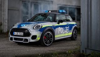 Mini John Cooper Works Police Car