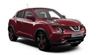 Nissan Juke Mantenimiento