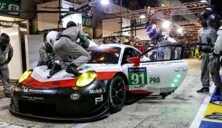 Preparación 24 Horas de Le Mans