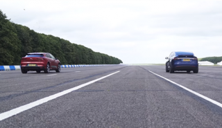 ¿Puede el Jaguar I-Pace plantarle cara al Tesla Model X?