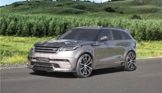 El Range Rover Velar by Mansory