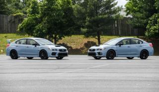 Subaru WRX Series.Gray Limited Edition