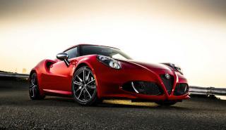 Alfa Romeo 4C 2019