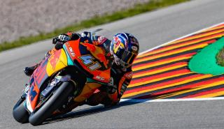 Brad Binder gana la Carrera Moto2 Alemania 2018