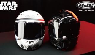 Casco HJC de Darth Vader