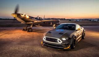 Ford Mustang Eagle Squadron