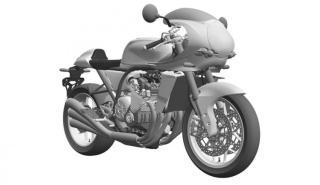 ¿Resucitará Honda la CBX de seis cilindros?