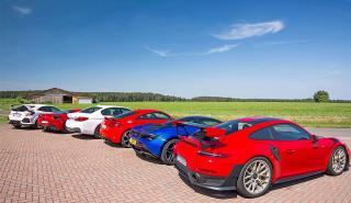 6 deportivos con turbo