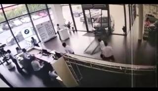 accidente BMW X1