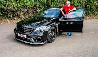 Apertura Prueba: Brabus 800 Mercedes-AMG S 63
