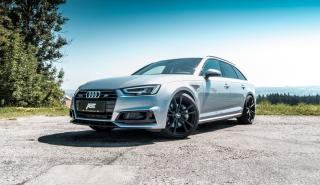 Audi A4 by ABT Sportsline