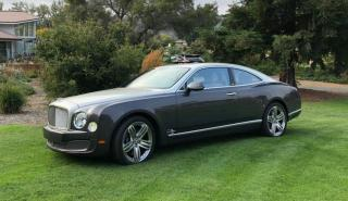 Bentley Mulsanne Coupé