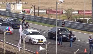 BMW M135i vs BMW M5