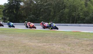 Carrera de MotoGP