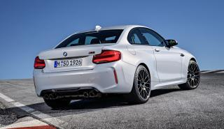Datos BMW M2 CS y M2 CSL