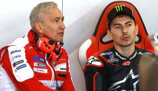 Ducati empieza a lamentar la marcha de Jorge Lorenzo