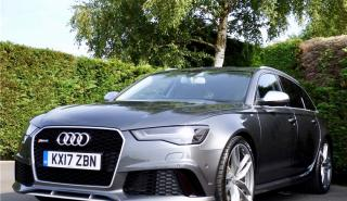El príncipe Harry vende su Audi RS6