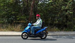 Prueba Suzuki Address 2018
