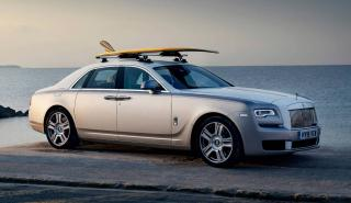 Rolls-Royce Ghost tabla de surf