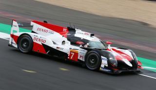 Toyota en Silverstone