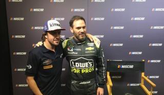 Alonso y Johnson