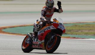 Dani Pedrosa vuelve al top-5 de MotoGP