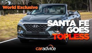 Hyundai Santa Fe Cabrio