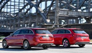 Mercedes Clase C Estate vs Audi A4 Avant