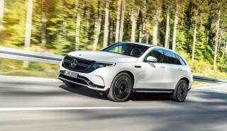 Mercedes EQC rivales