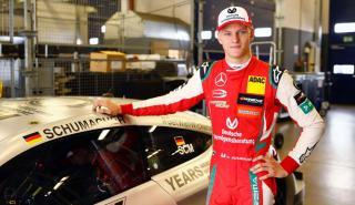 Mick Schumacher DTM