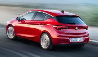 Opel Astra GSi 2018
