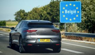 Récord autonomía Jaguar i-Pace